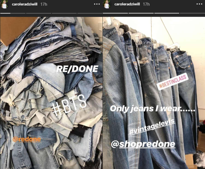 RHONY Carole Radizwill throws shade at Bethenny Skinnygirl Jeans