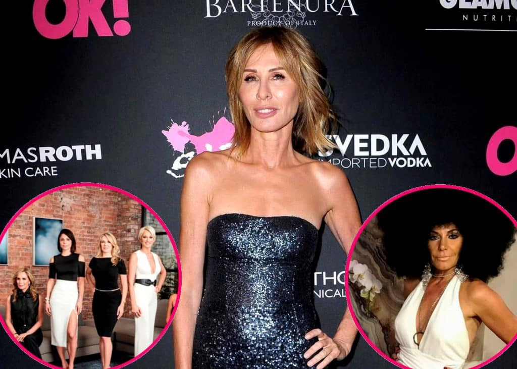 Carole Radziwill Slams RHONY Cast as Drunk and Belligerent