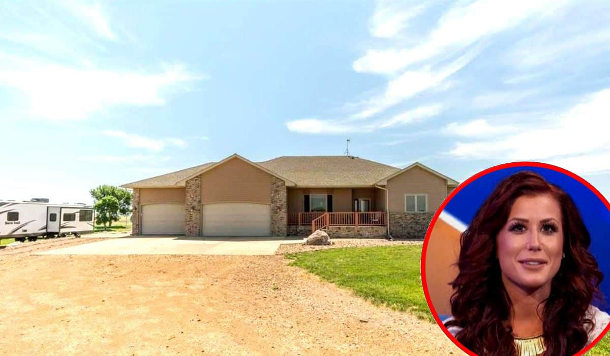 Chelsea Houska New Home Photos