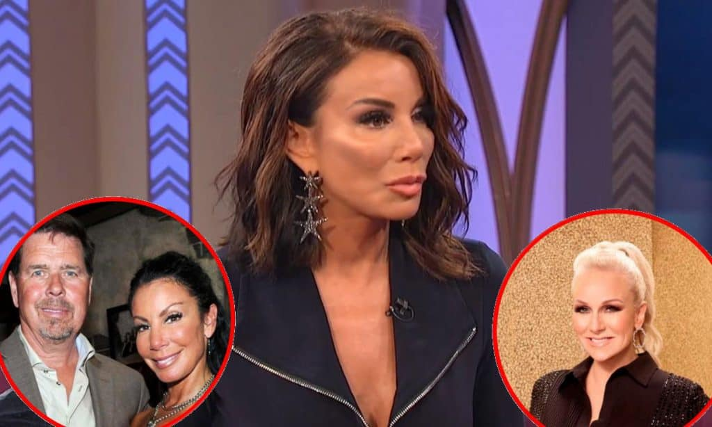 RHONJ Danielle Staub Talks Marty Caffrey Split and Margaret
