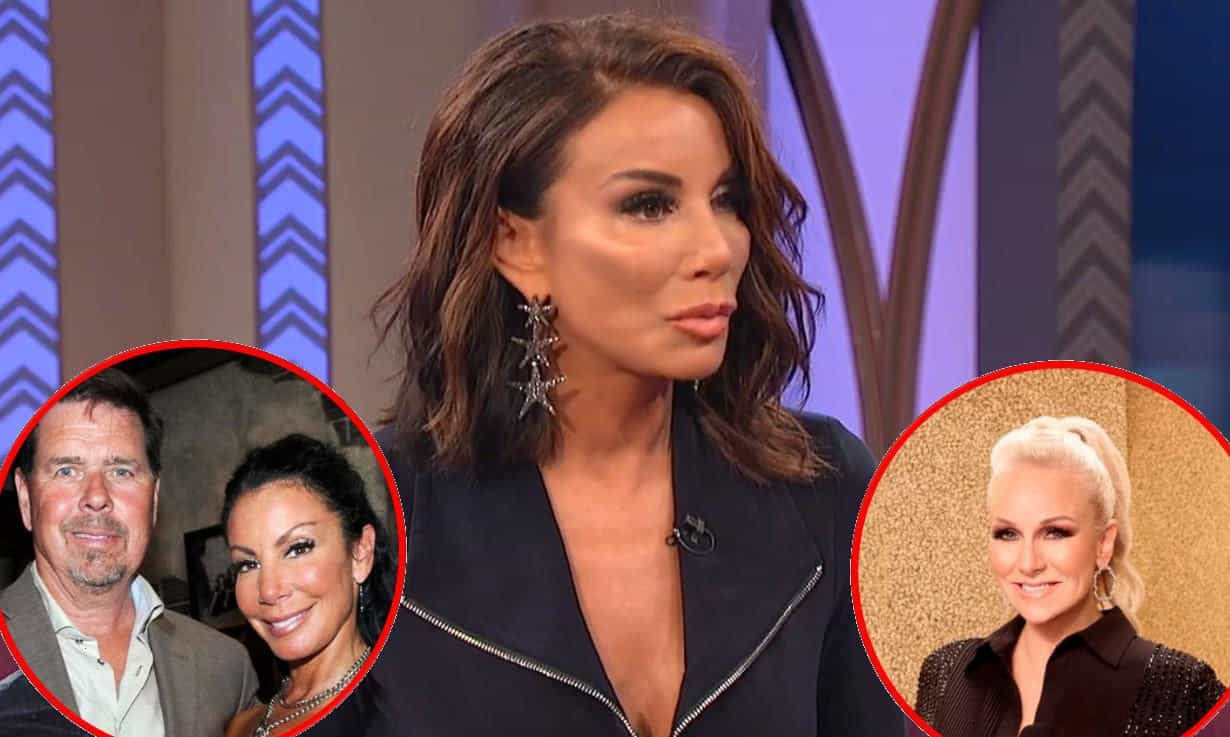 RHONJ Danielle Staub Talks Marty Caffrey Split and Margaret Josephs Feud