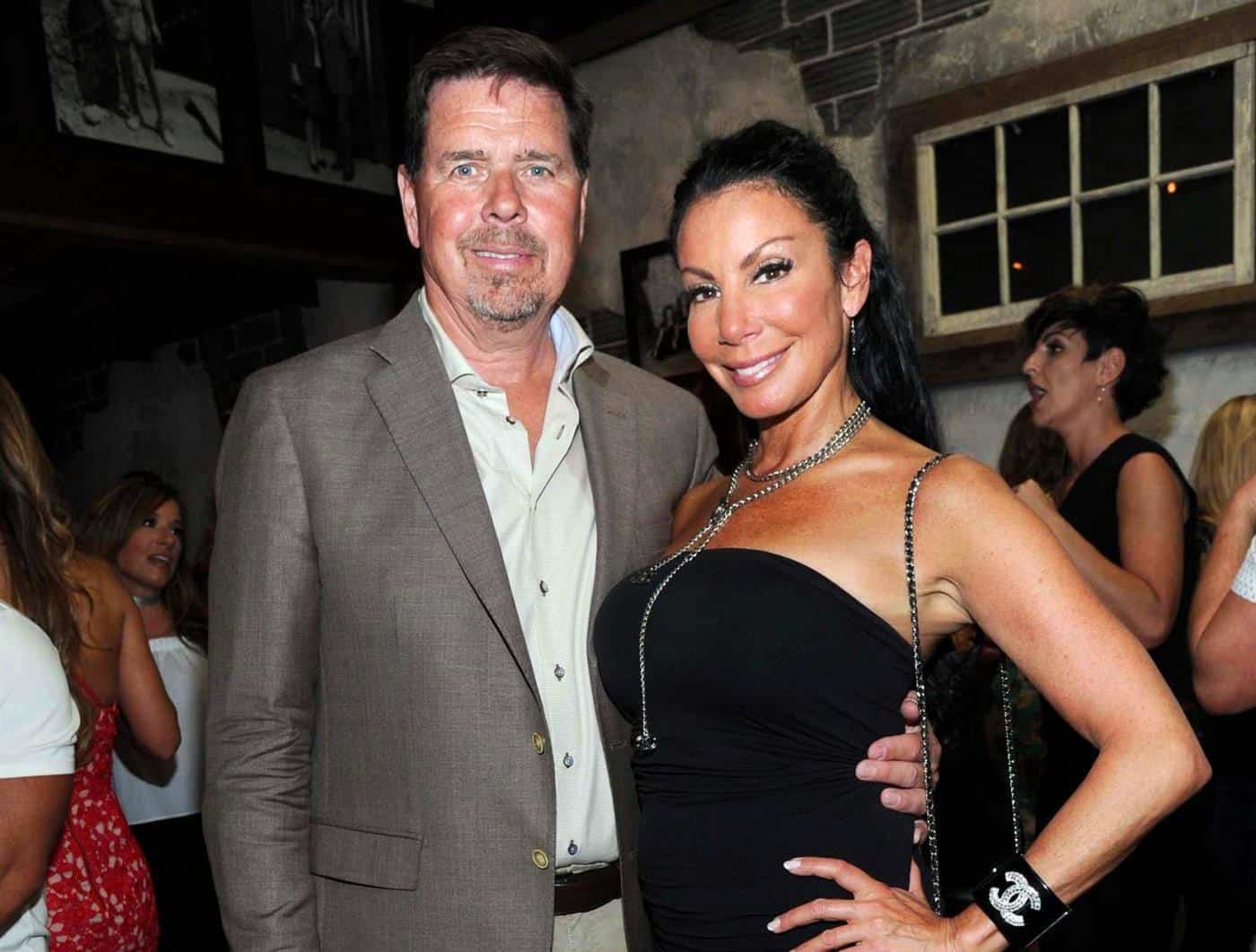 RHONJ's Danielle Staub Tries to Block Home Sale