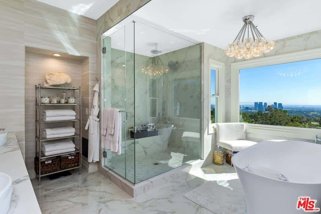 Dorit Kemsley Bathroom