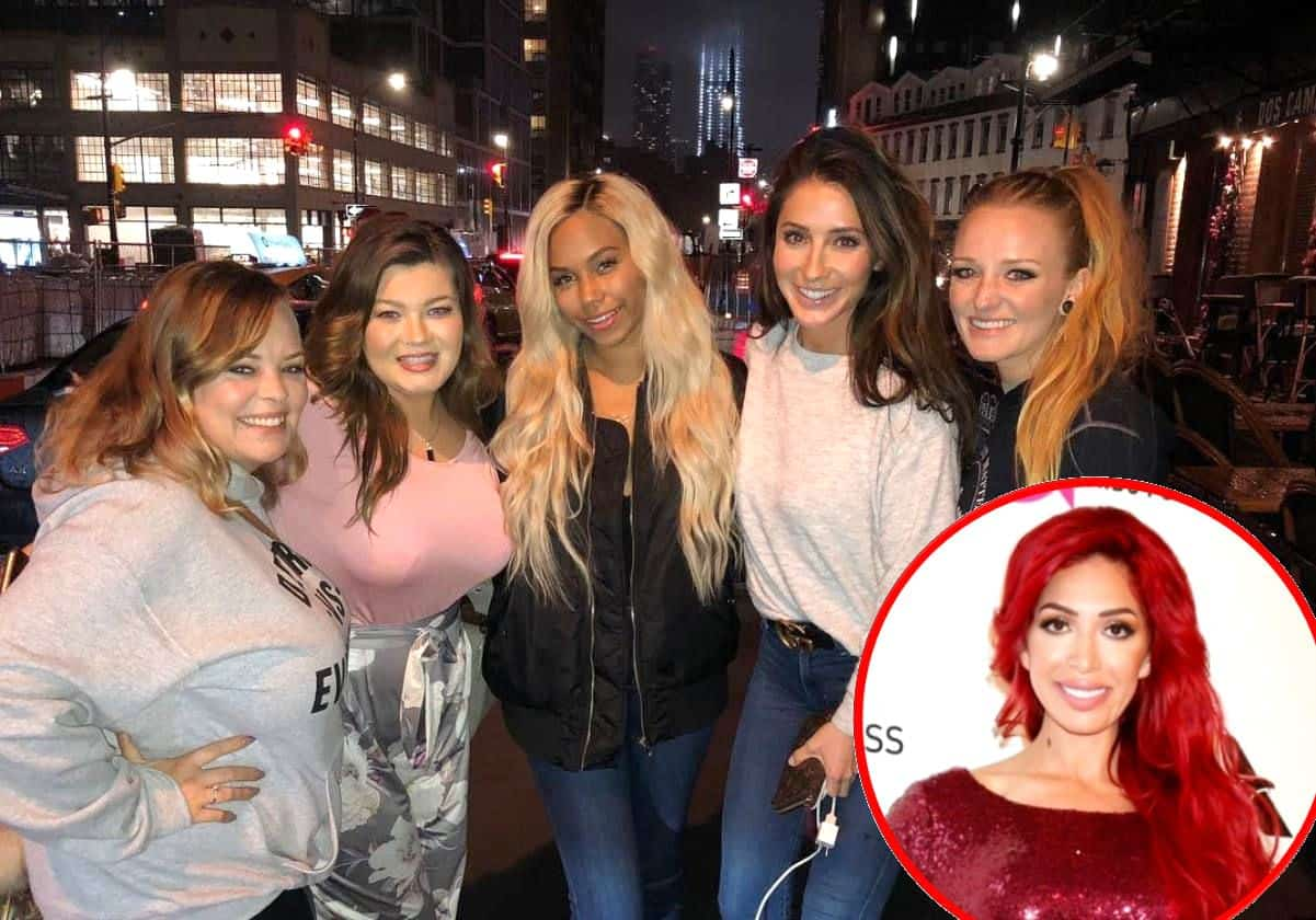Farrah Abraham Slams New Teen Mom OG Cast