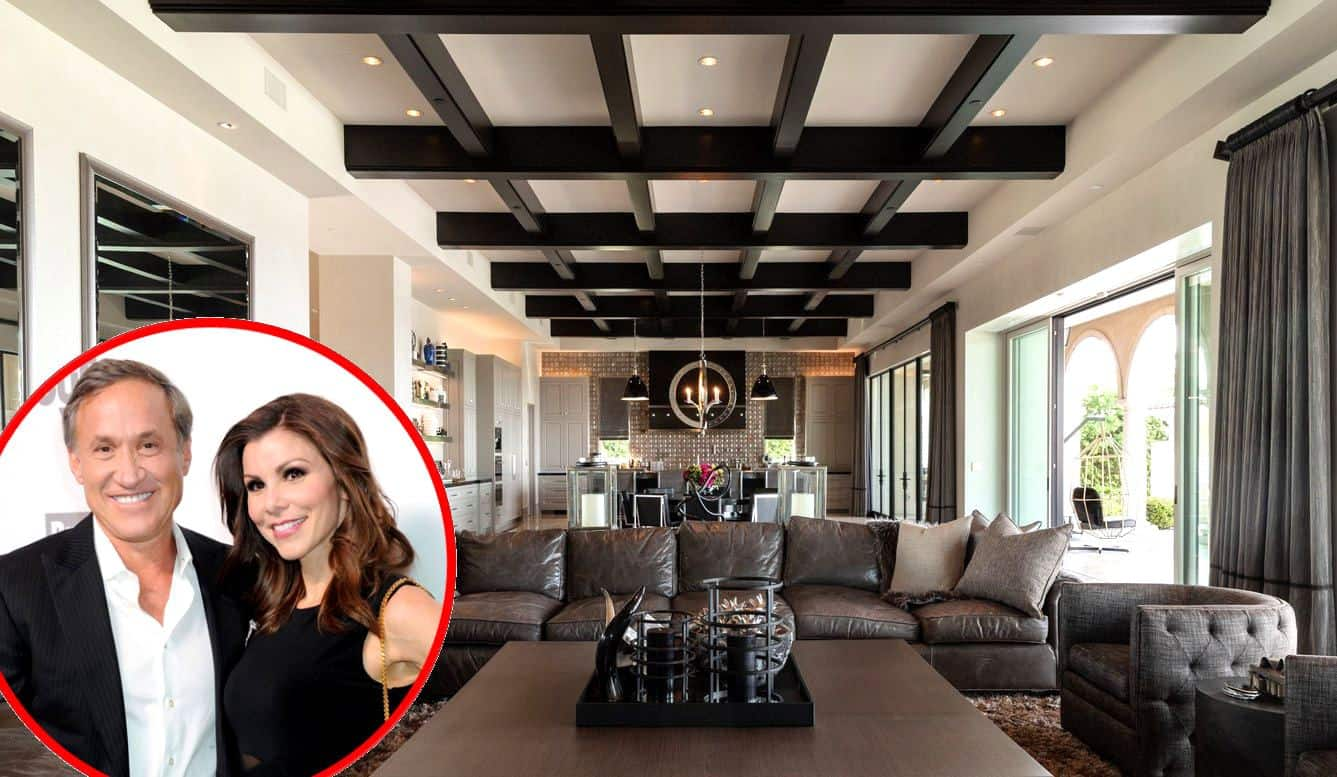 RHOC Heather and Terry Dubrow Home Pictures