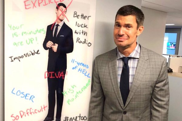 Jeff Lewis Says Flipping Out is Cancelled