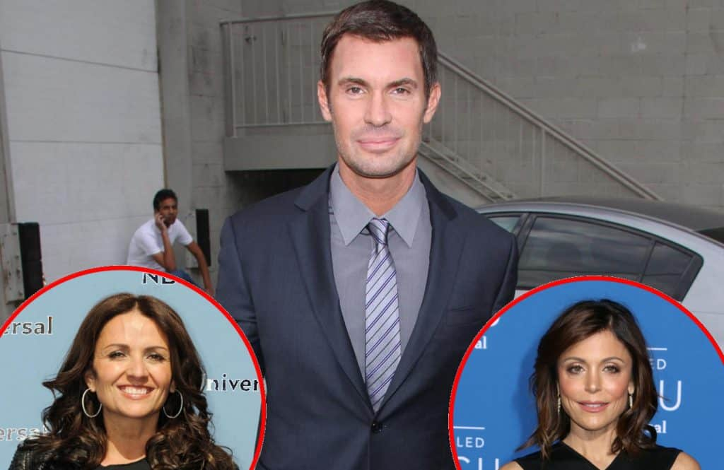 Flipping Out's Jeff Lewis talks Jenni Pulos and Bethenny