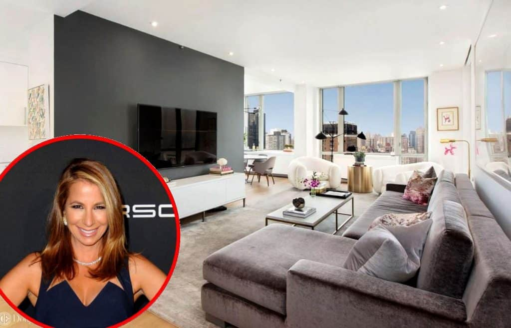 RHONY Jill Zarin Lists NYC Apartment For $3.295 Million Photos