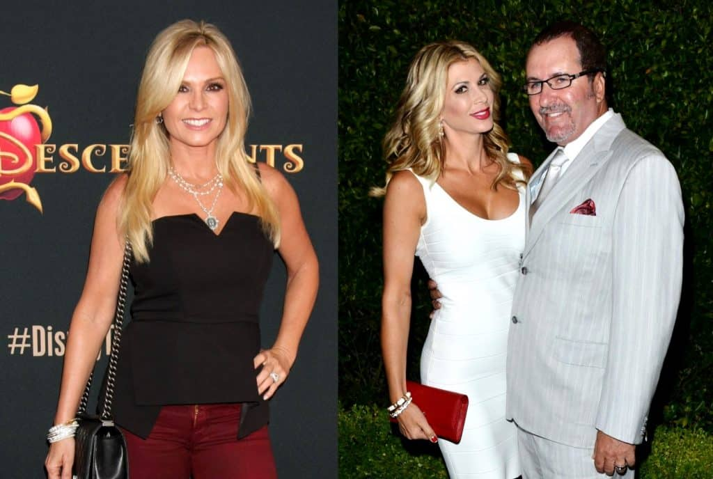 "RHOC's Jim Bellino Slams ""Fame-Hungry"" and ""Desperate"" Tamra Judge Amid $1 Million Lawsuit"
