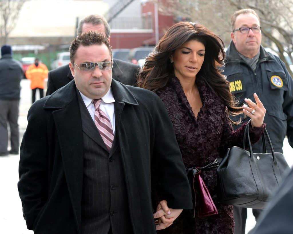 RHONJ's Joe Giudice Gets Support From 27 Former Judges