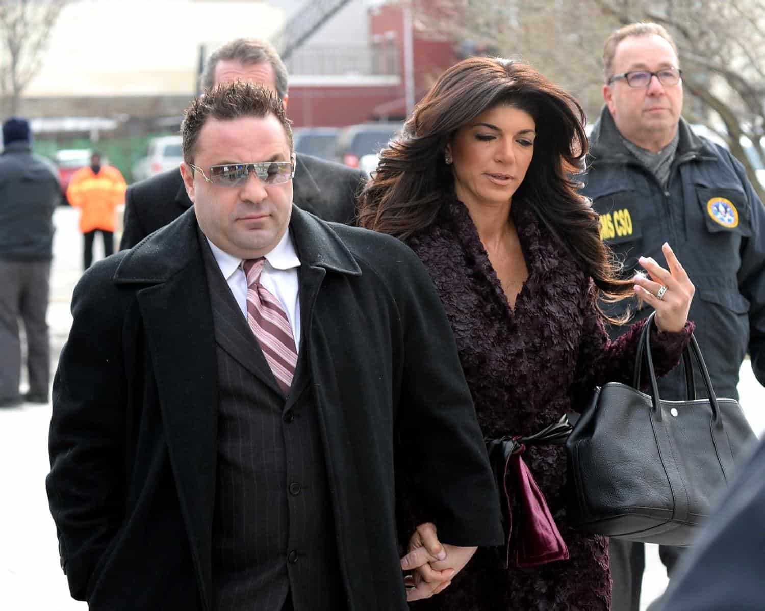 RHONJ Star Joe Giudice's Deportation Drama Centers Around A 2010 Bank Settlement