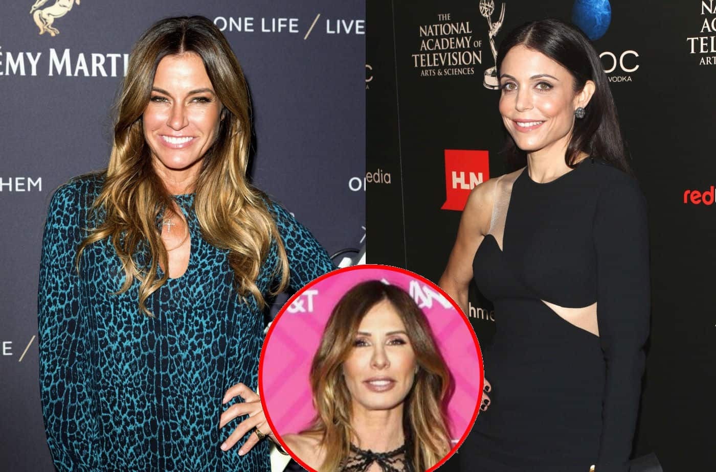 RHONY's Kelly Bensimon slams Bethenny Frankel and Carole Radziwill
