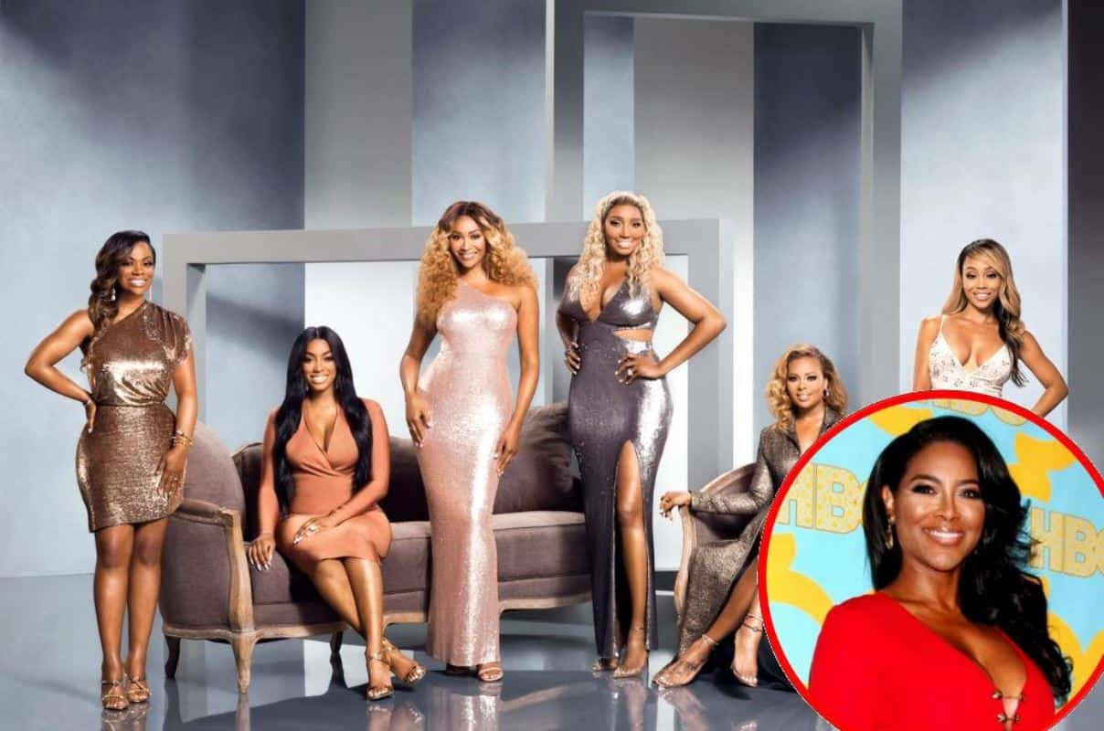 REPORT: Kenya Moore Is In Negotiations to Return to RHOA! Plus Find Out Who's Being Demoted and Who's Keeping Their Peach