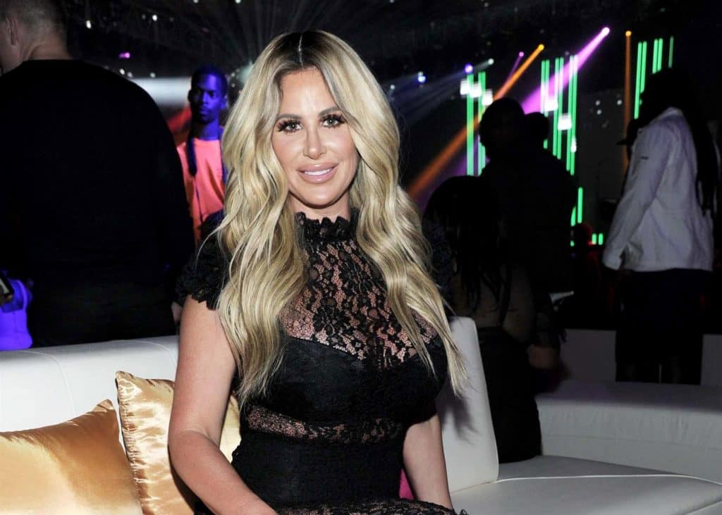 Kim Zolciak debuts weight loss photoshopped picture
