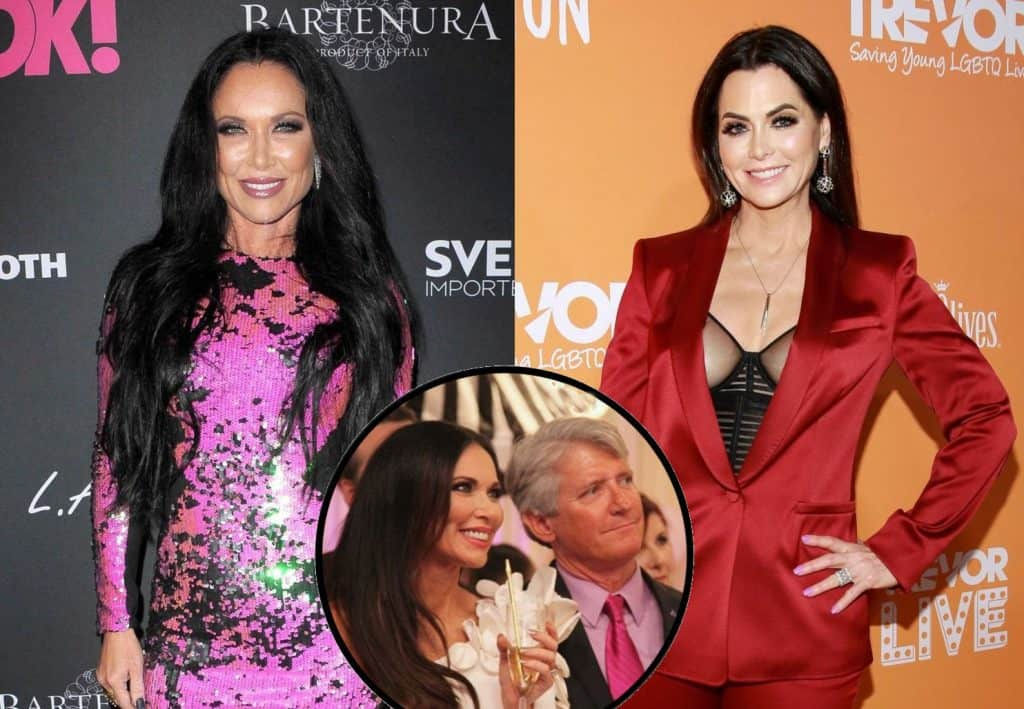 RHOD's LeeAnne Locken Slams D'Andra Simmons Over Rich Cheating Claims