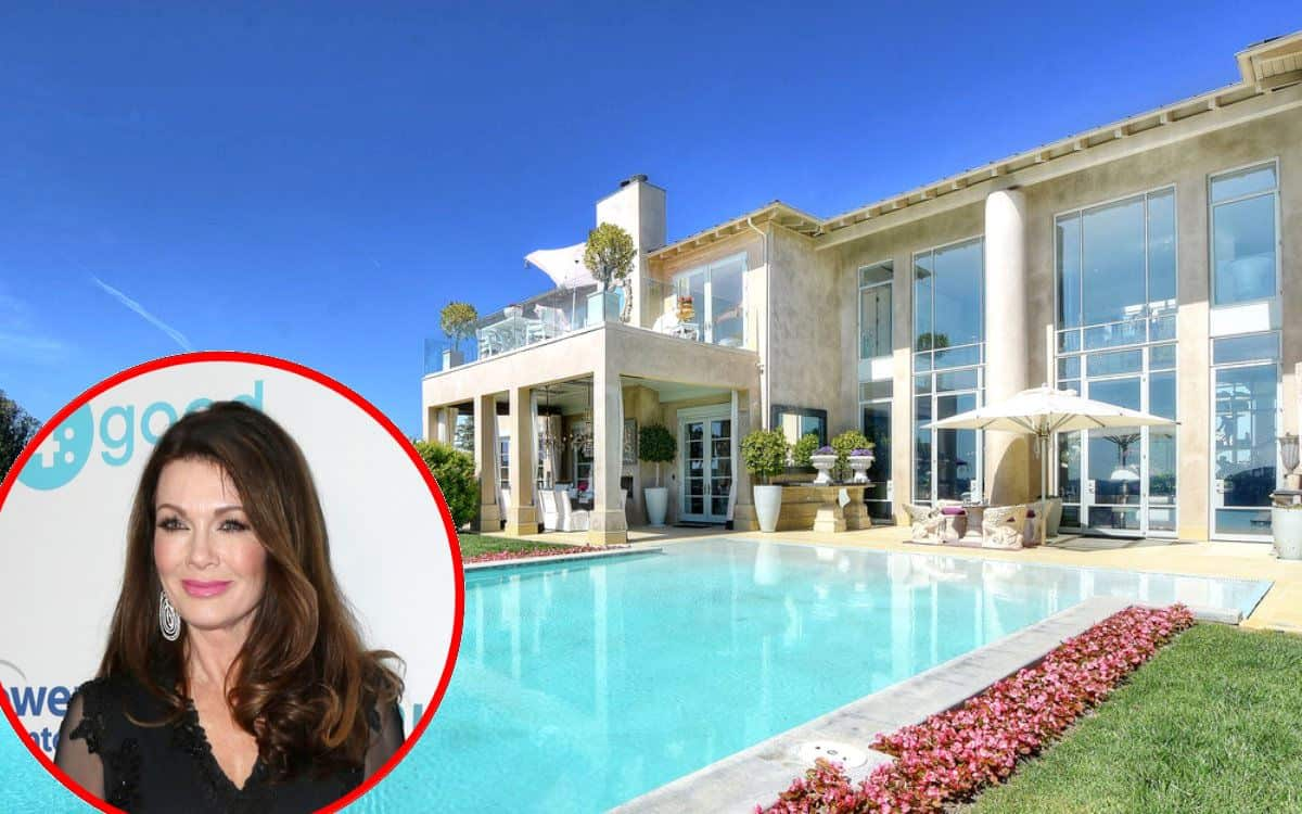 RHOBH Lisa Vanderpump Home Pictures