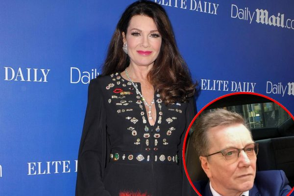 RHOBH Lisa Vanderpump Talks Brother Mark Vanderpump's Suicide
