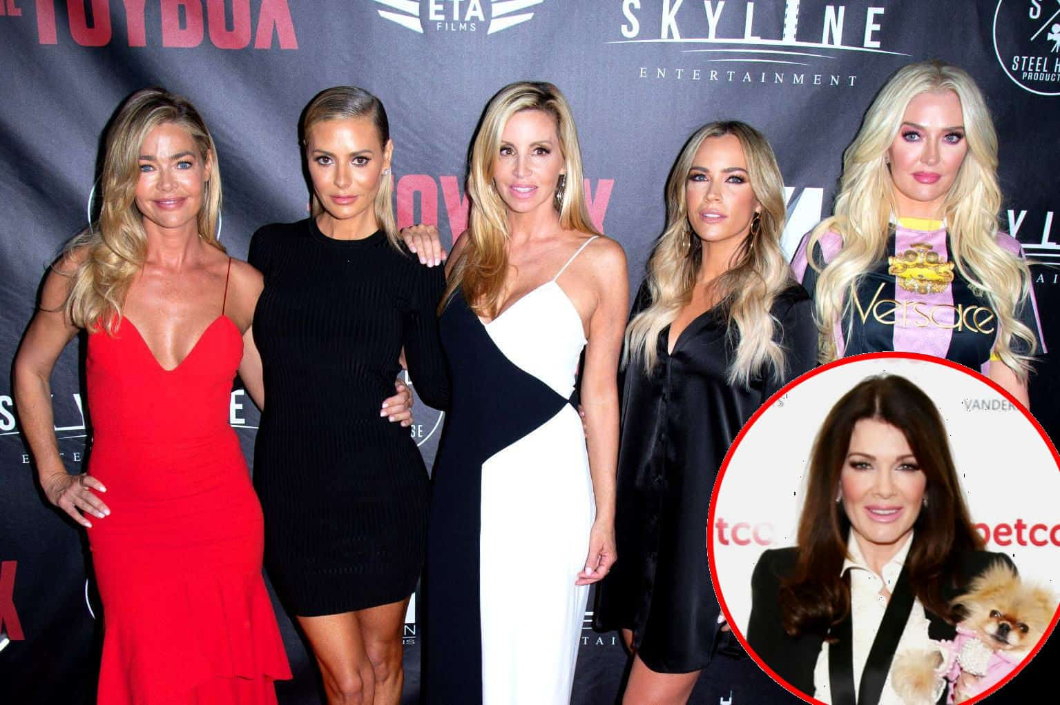 Lisa Vanderpump vs RHOBH Cast