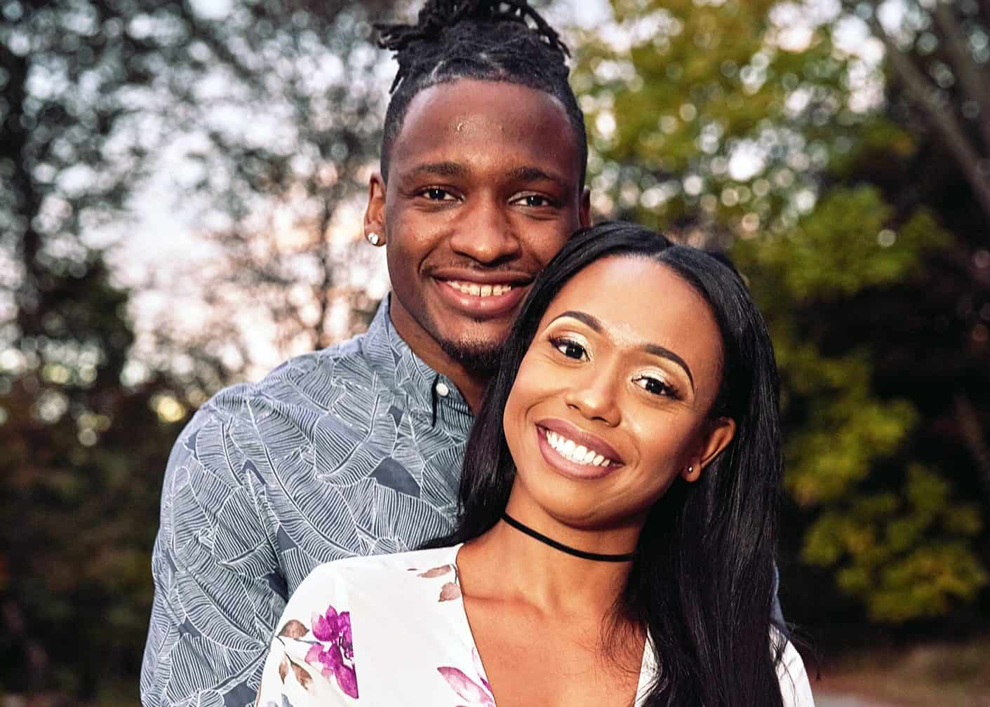 PHOTOS: MAFS Alums Shawniece and Jephte Welcome a Baby Girl!