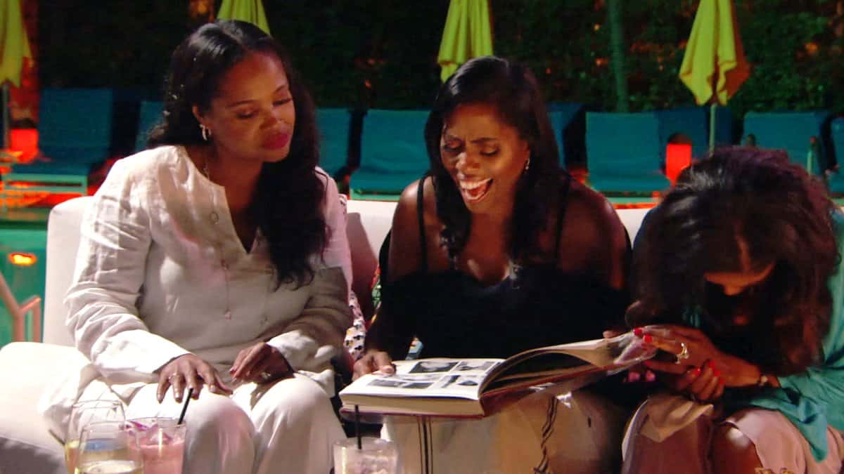 Married to Medicine Recap A Room Without a View