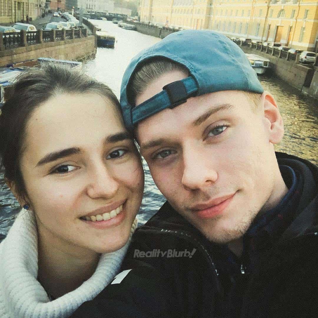 Olga Koshimbetova and Steven Frend photos