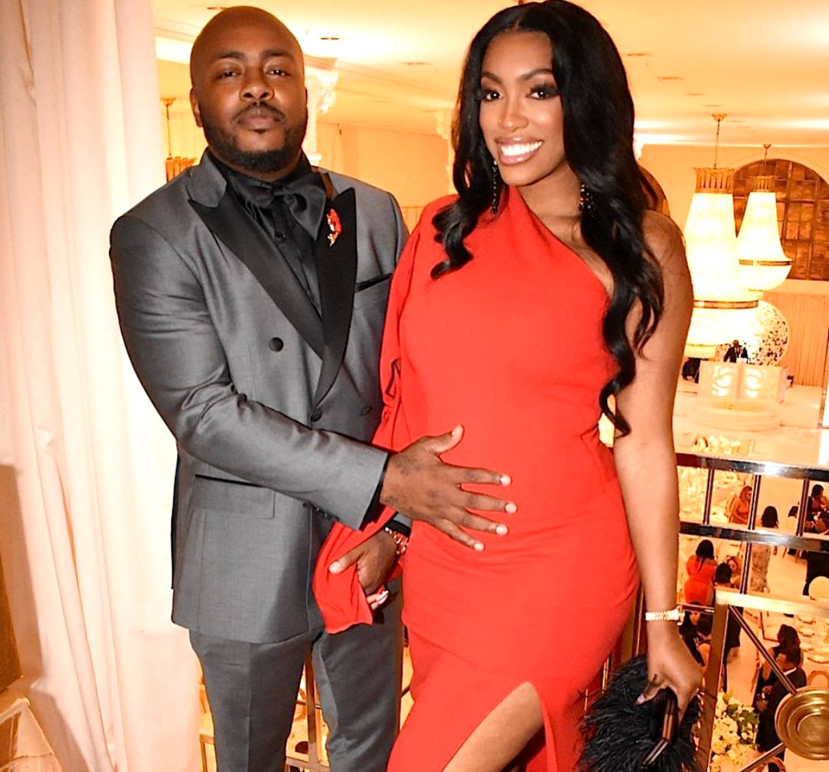 RHOA's Porsha Williams Reveals She's Trying to Get Pregnant Again One Week After Confirming She and Fiancé Dennis McKinley are Back Together