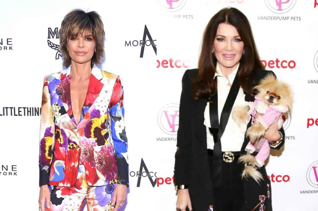 RHOBH's Lisa Rinna Threatens Lisa Vanderpump with Legal Action Over Her New Spinoff Show, Accuses Lisa of Using Co-Stars