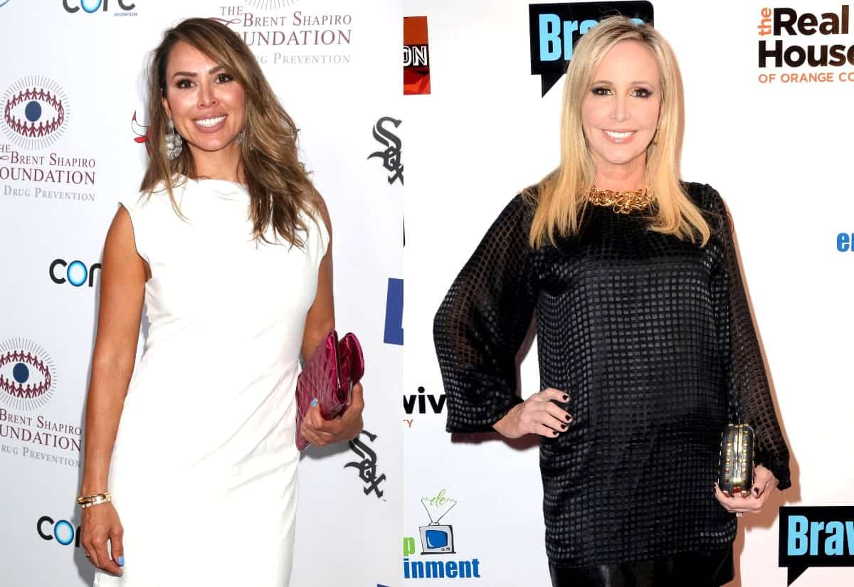 "Does RHOC Star Kelly Dodd Regret Hitting Shannon Beador With a Mallet? Kelly Speaks Out as Shannon Defends Her Reaction and Talks Being ""Hurt"""