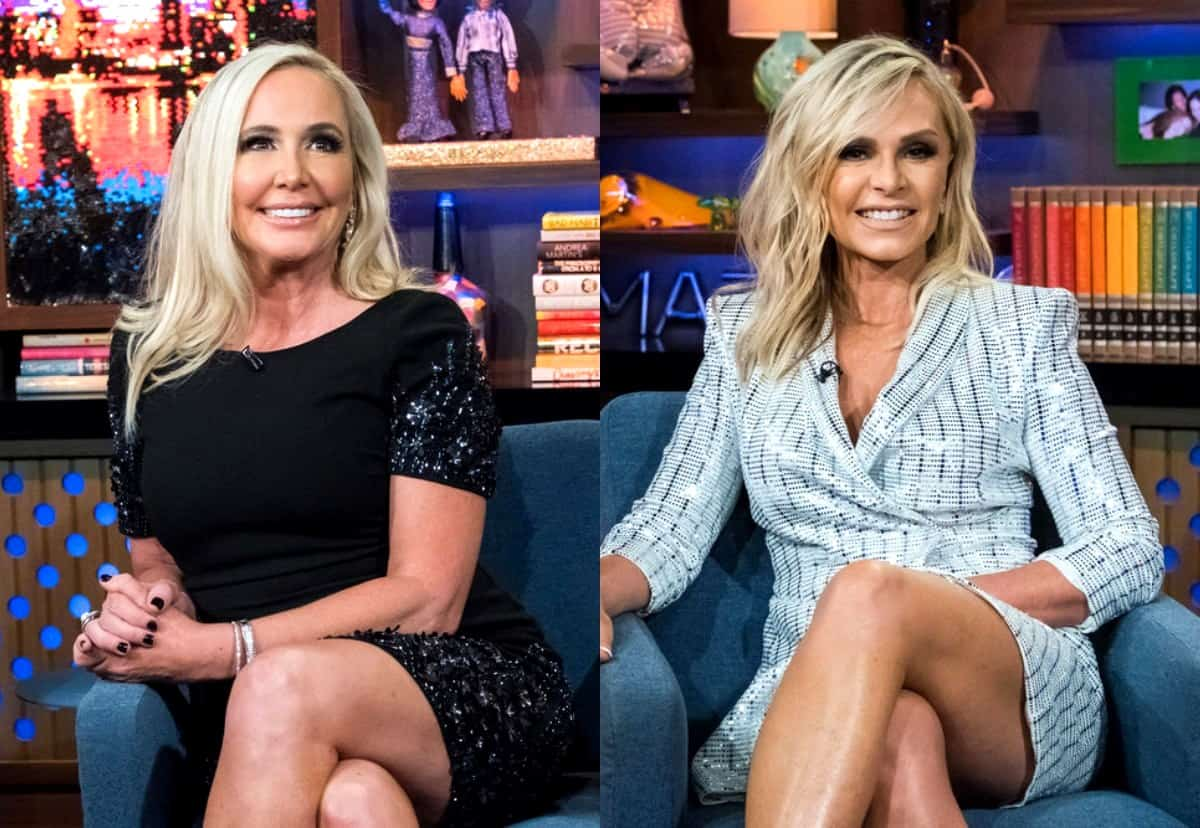 RHOC Shannon Beador talks Tamra Judge criticism