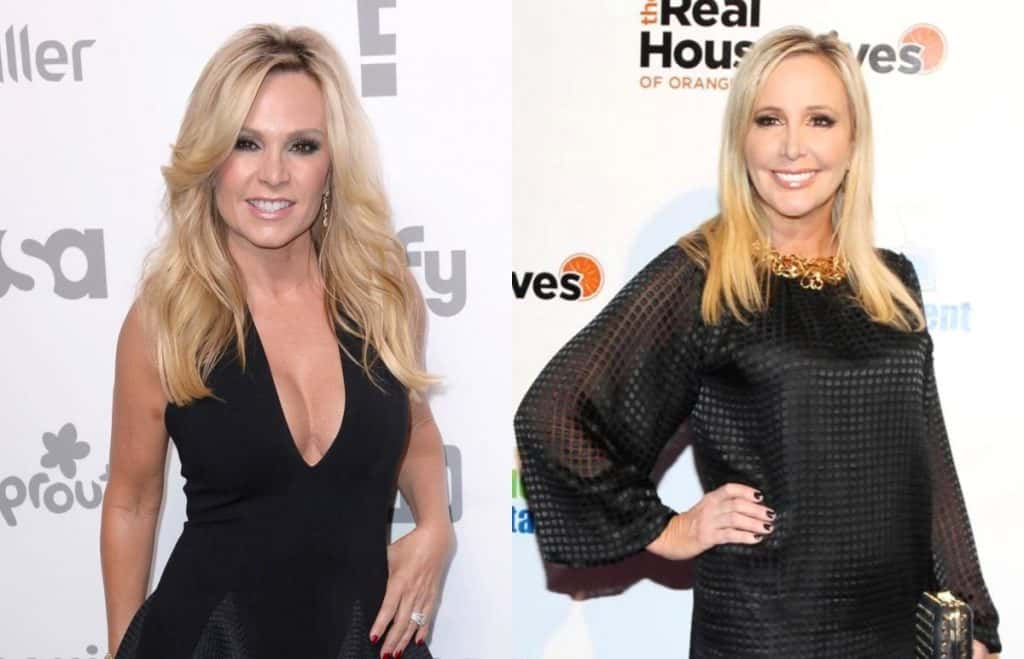 Tamra Judge Discusses Rift With Shannon Beador Following RHOC Exit, Plus She Reveals What She Misses Most About Show and the Best Season