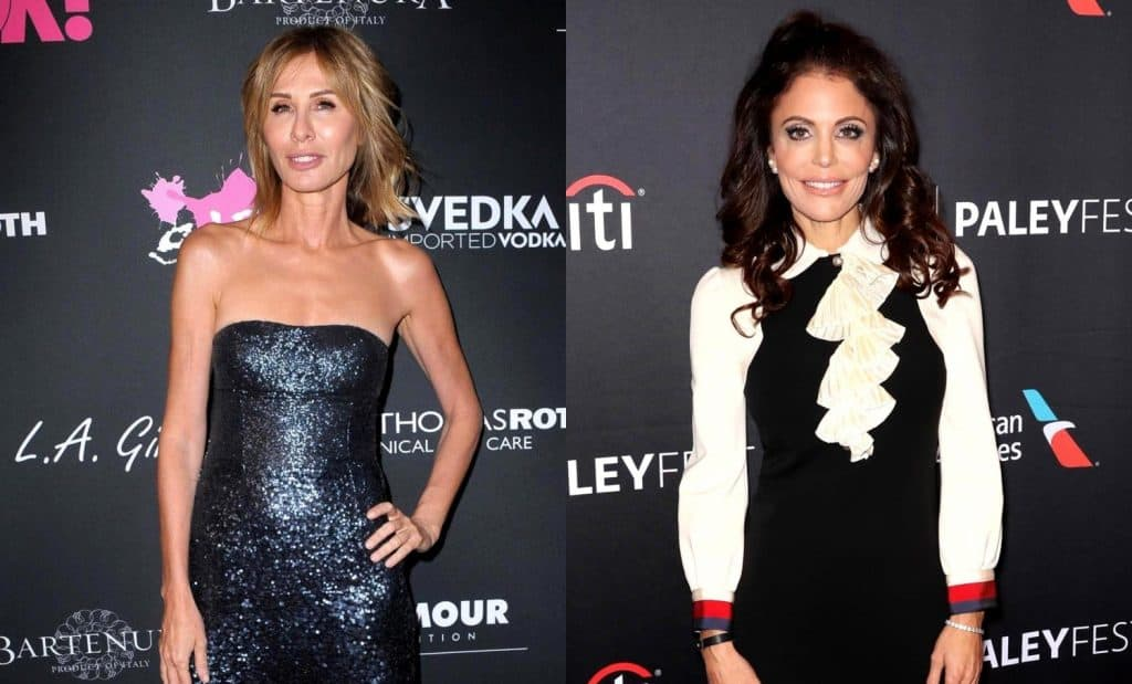 RHONY Carole Radziwill disses Bethenny Frankel's Skinny Girl Jeans