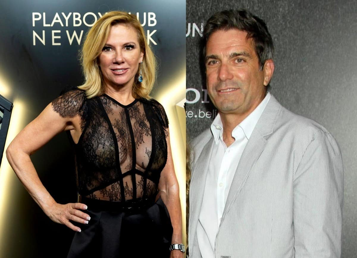 PHOTOS: RHONY Star Ramona Singer Quarantines With Ex-Husband Mario Singer During Coronavirus Outbreak, Begs People to Stay Home