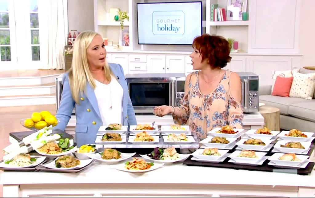 Real Housewives of Orange County Recap Minutes of Success Shannon Beador QVC