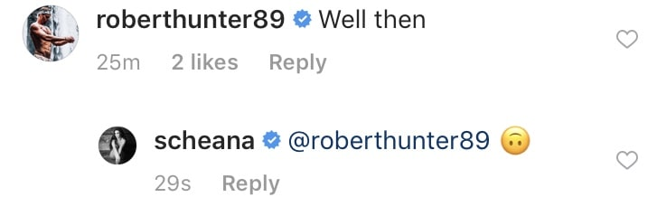 Rob Hunter reacts to Scheana's new relationship