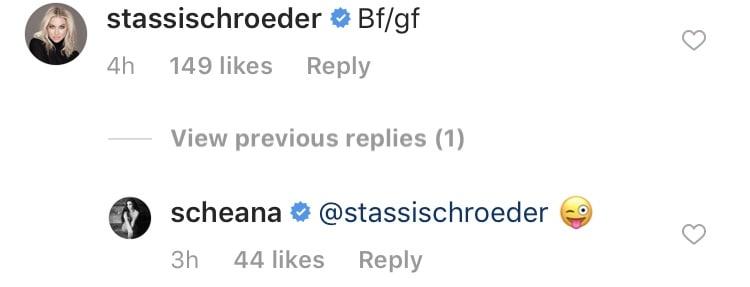 Scheana Marie confirms relationship status