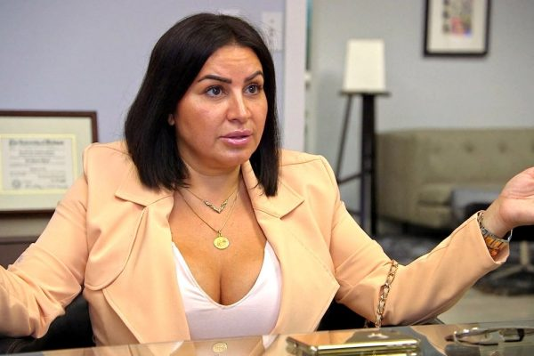 Shahs of Sunset Prenup Hiccup MJ Javid