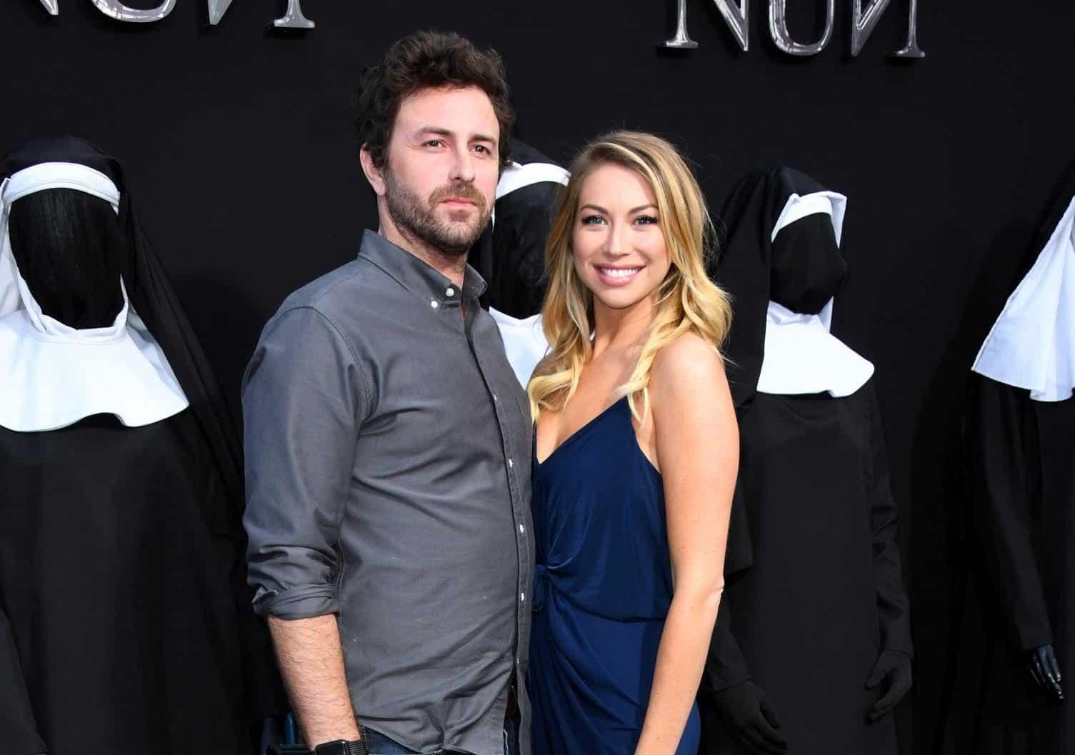 Vanderpump Rules Stassi Schroeder and boyfriend Beau Clark