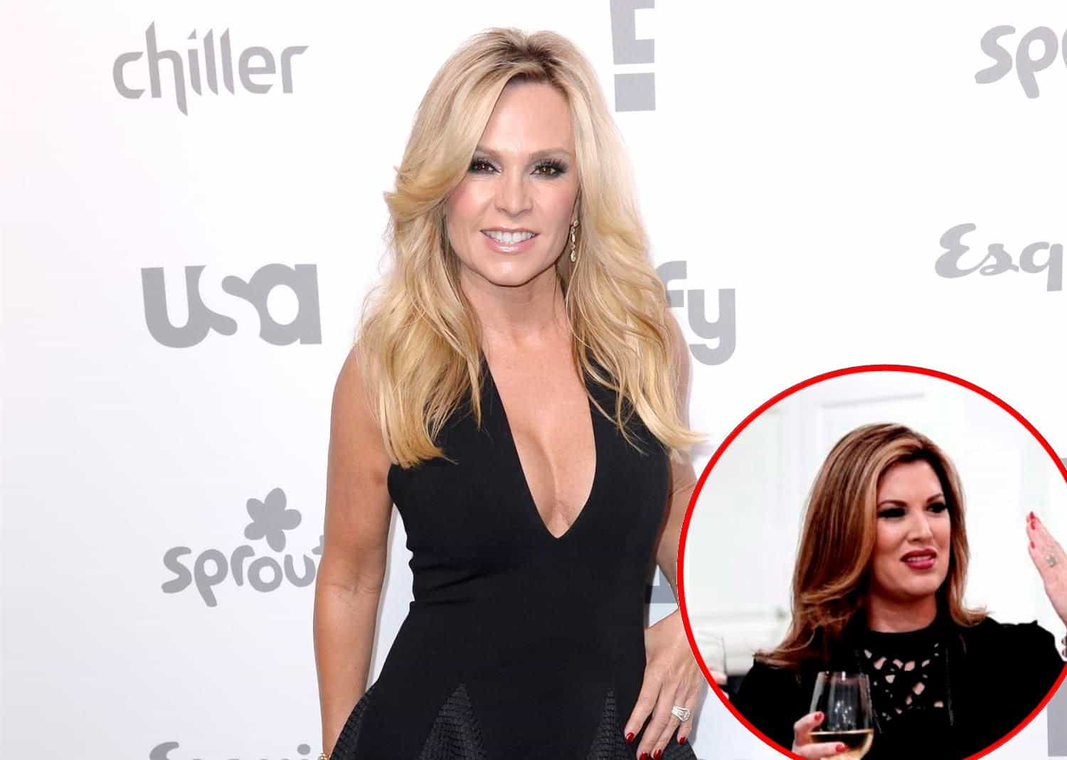 RHOC Tamra Judge wants Emily Simpson Fired