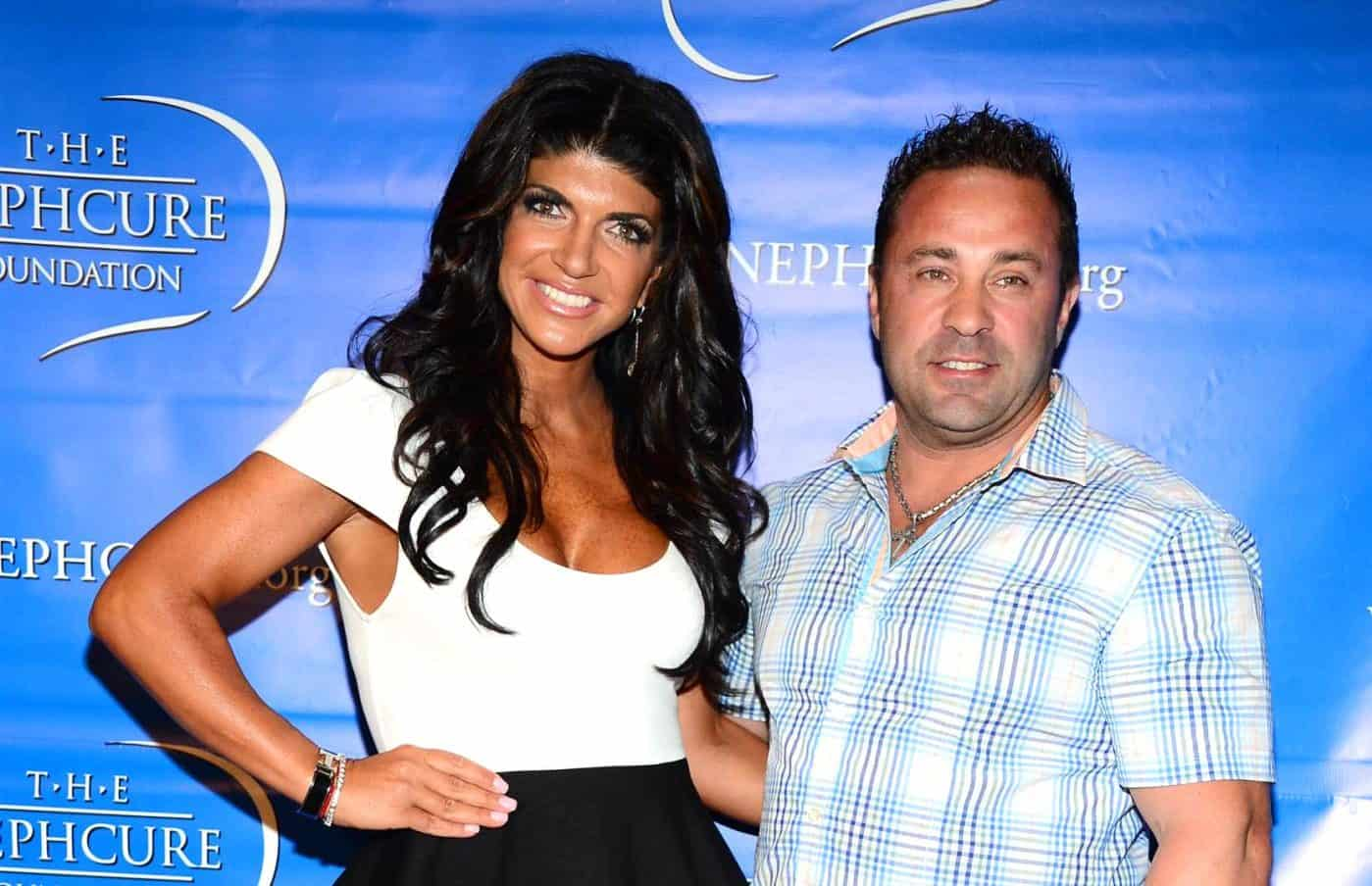 RHONJ's Teresa Giudice Admits to Harboring Ill Feelings Towards Joe