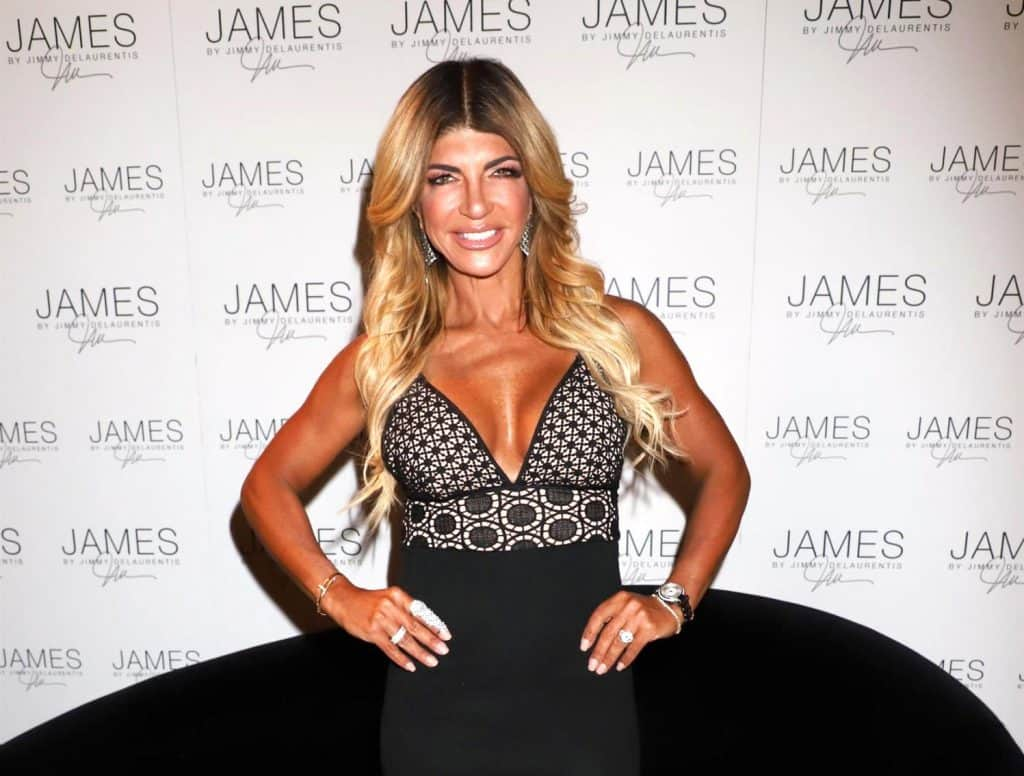 RHONJ's Teresa Giudice Asks Bravo for Spinoff Show after Joe's Deported
