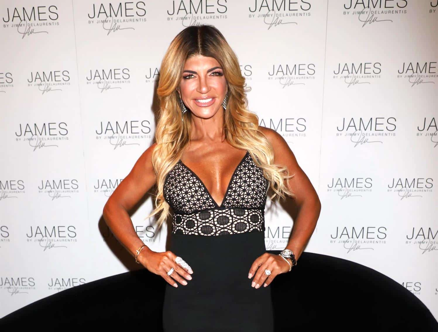 RHONJ's Teresa Giudice Gets New Breast Implants