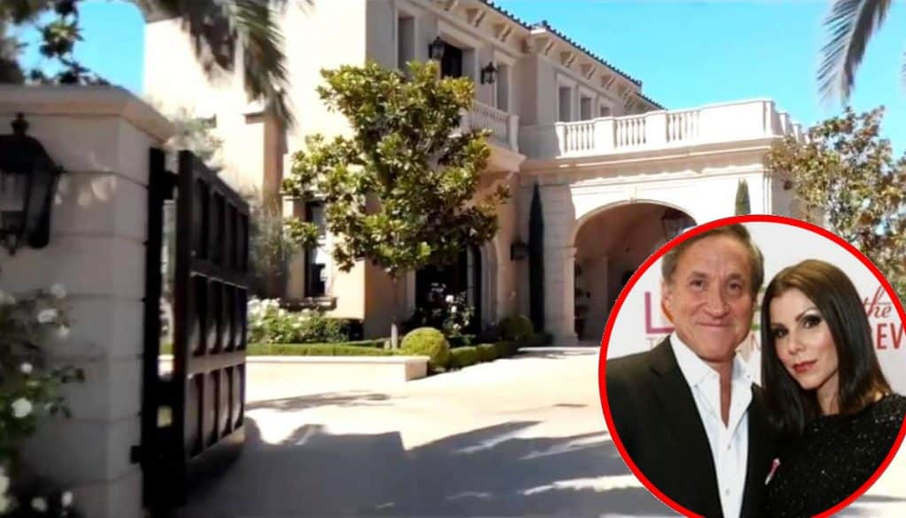 Terry and Heather Dubrow Home Photos