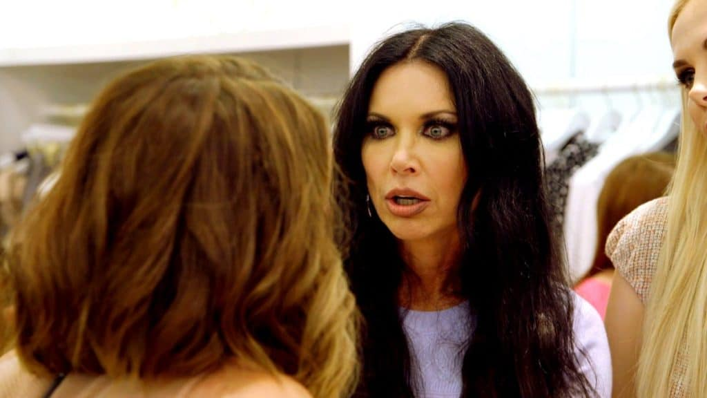 The Real Housewives of Dallas Recipe for Disaster