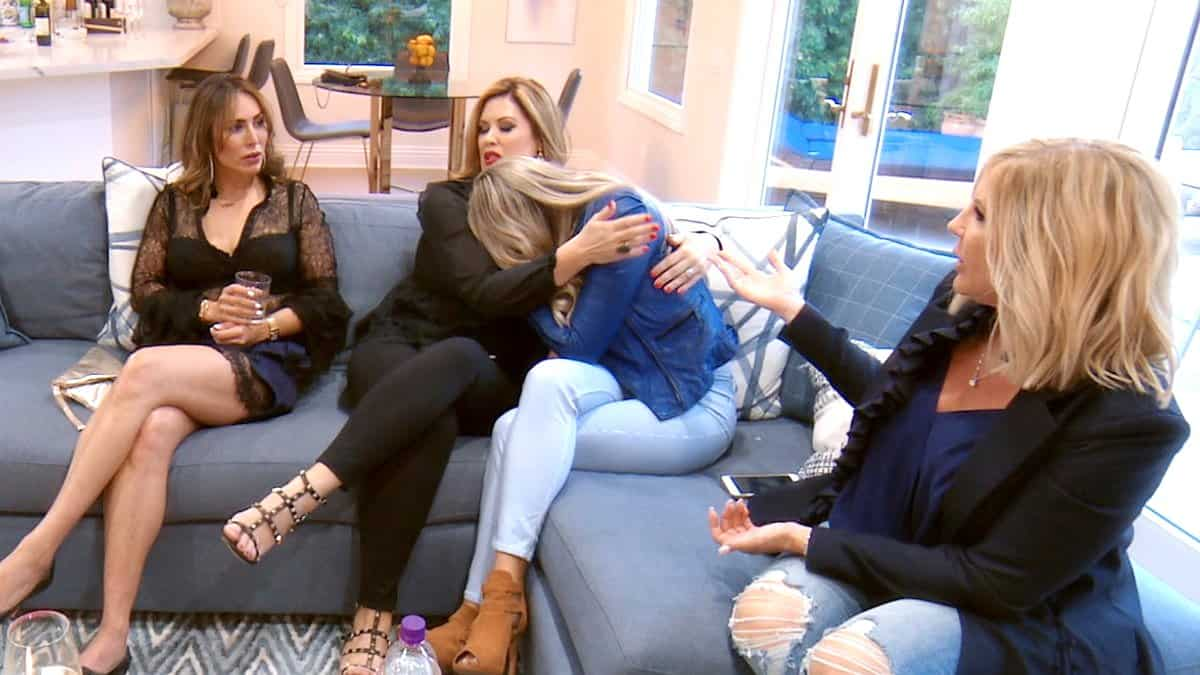The Real Housewives of Orange County Recap Nice to Meet You...Again