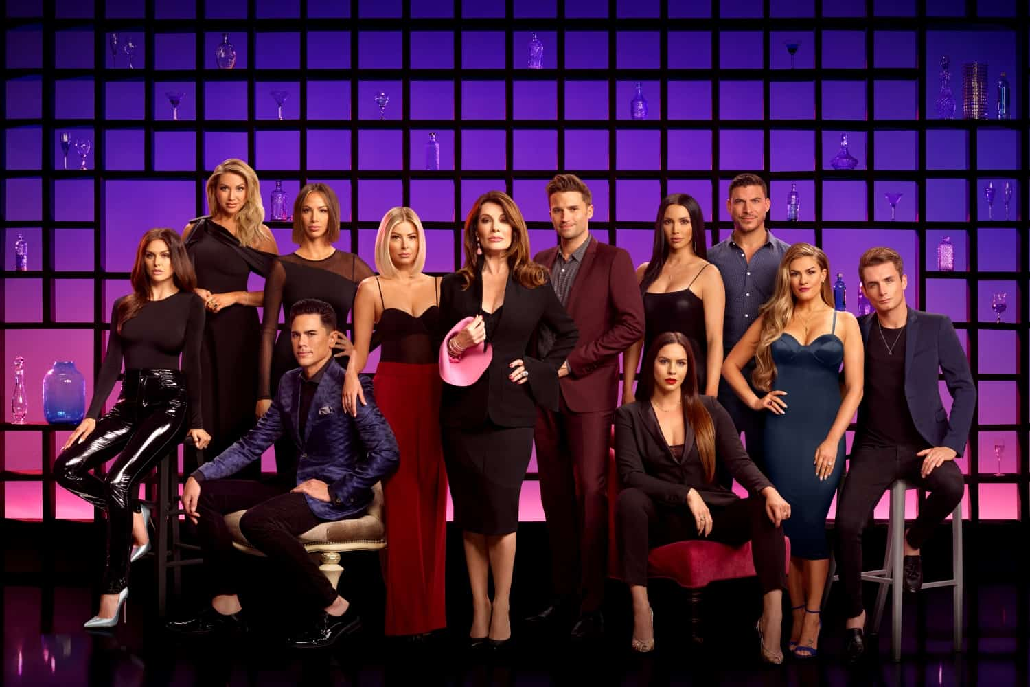 "Jax Taylor Reveals ""All Out Brawls"" Took Place at Vanderpump Rules Reunion, See PHOTOS from Reunion Taping!"