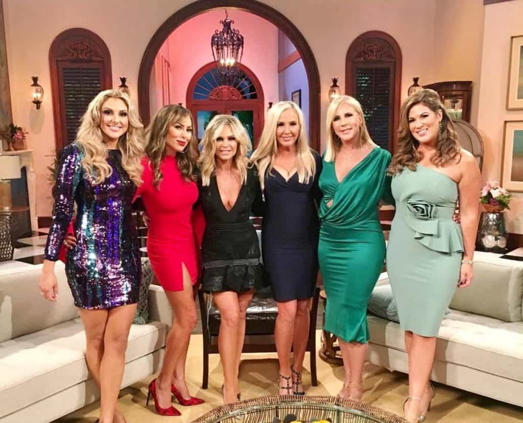 The RHOC Reunion secrets revealed