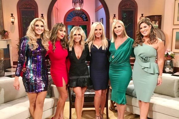 PHOTOS as RHOC Begin Filming Season 14 Without Vicki Gunvalson