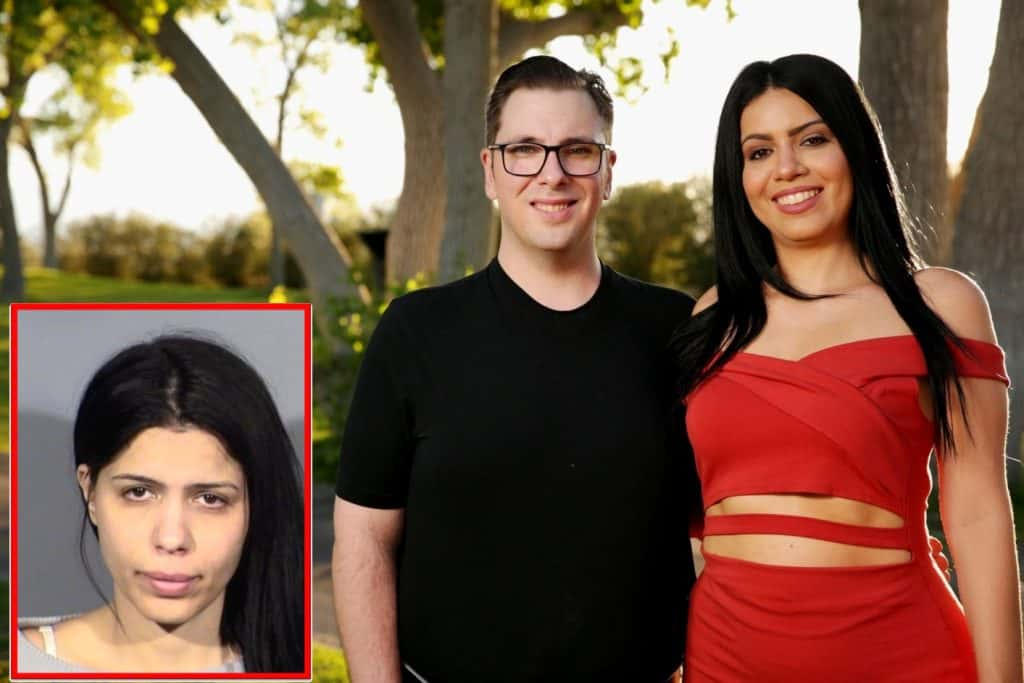 90 Day Fiance Colt Injuries Police Report and Larissa Arrest Mugshot