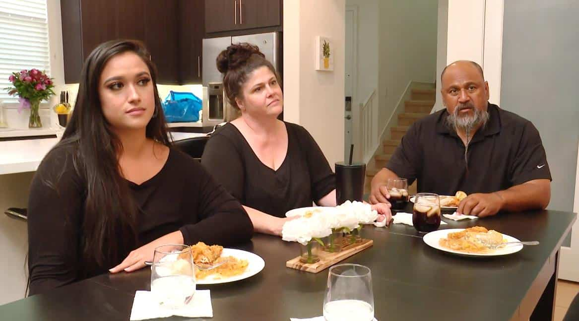90 Day Fiance Recap Rough Landings Kalani Family Sister Mom and Dad