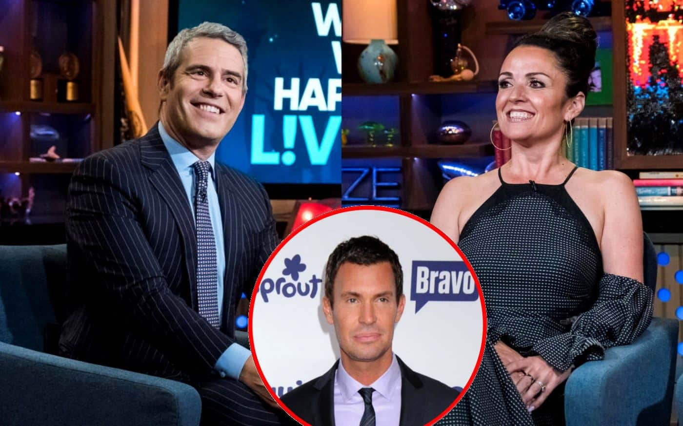 Andy Cohen talks Flipping Out Jenni Pulos Jeff Lewis Feud